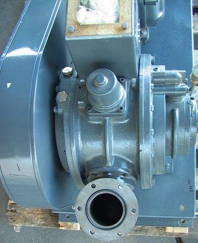 BIG 3hp Welch DuoSeal 1398 Vacuum Pump 1500l/m 2 stage